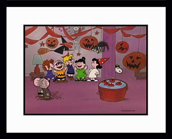 Charlie Brown Halloween Clip Art http://www.cel-ebration.com/SNOOPY.html