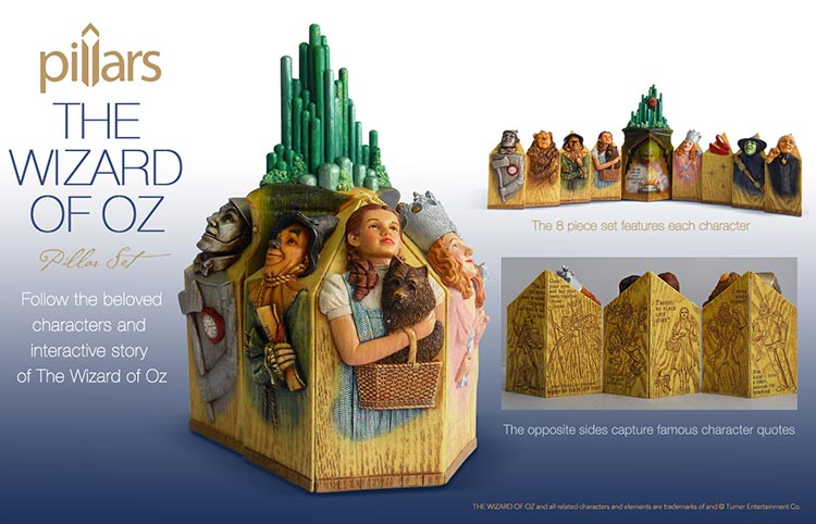 Cel Ebration Animation Art Gallery Presents Disney S Pillars